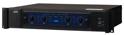 VICTOR デジタルパワーアンプ(260W×4/150W×4)