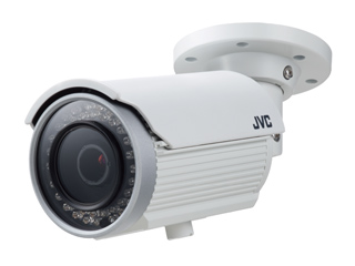 VICTOR 屋外ハウジング一体型HDネットワークカメラ