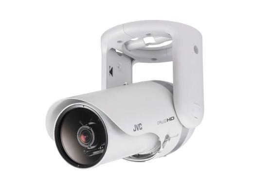 VICTOR ハウジング一体型HDネットワークカメラ