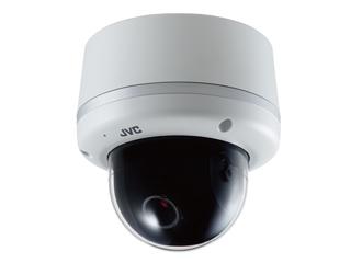 VICTOR ドーム型HDネットワークカメラ