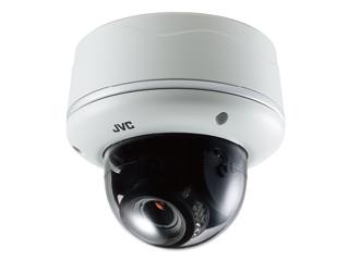 VICTOR 耐衝撃・屋外ドーム型HDネットワークカメラ
