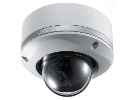 VICTOR VANCS HD 耐衝撃ドーム型HDネットワークカメラ