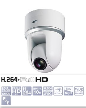 VICTOR VANCS HD HDネットワークコンビネーションカメラ