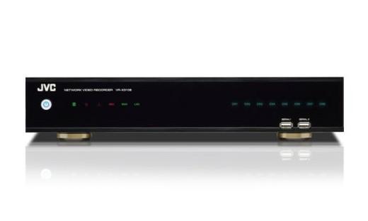 VICTOR ネットワークビデオレコーダー 8ch/4TB