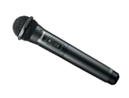 VICTOR 光ワイヤレスWT-PH50シリーズ対応マイク(ハンド型)