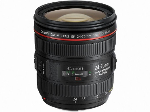 CANON EFレンズ EF24-70mm F4L IS USM[6313B001]