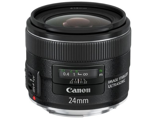 CANON EFレンズ EF24mm F2.8 IS USM[5345B001]